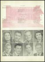 1950 Sherman High School Yearbook Page 38 & 39