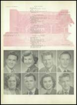 1950 Sherman High School Yearbook Page 40 & 41