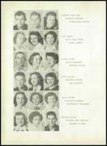1950 Sherman High School Yearbook Page 48 & 49