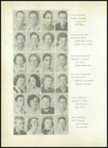 1950 Sherman High School Yearbook Page 54 & 55