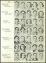 1950 Sherman High School Yearbook Page 62 & 63
