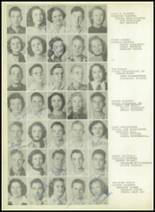1950 Sherman High School Yearbook Page 64 & 65