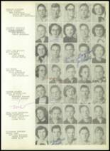 1950 Sherman High School Yearbook Page 66 & 67