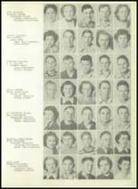 1950 Sherman High School Yearbook Page 70 & 71