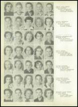 1950 Sherman High School Yearbook Page 74 & 75