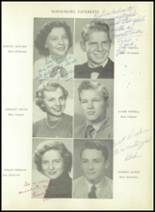 1950 Sherman High School Yearbook Page 84 & 85