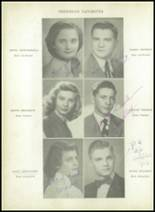 1950 Sherman High School Yearbook Page 86 & 87