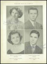 1950 Sherman High School Yearbook Page 90 & 91