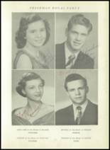 1950 Sherman High School Yearbook Page 92 & 93