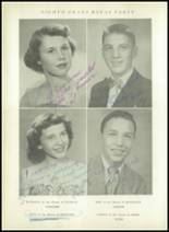 1950 Sherman High School Yearbook Page 94 & 95
