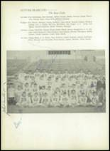 1950 Sherman High School Yearbook Page 106 & 107