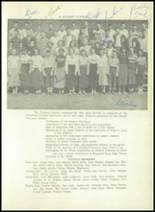 1950 Sherman High School Yearbook Page 120 & 121