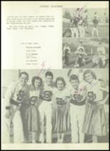 1950 Sherman High School Yearbook Page 126 & 127
