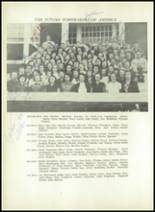 1950 Sherman High School Yearbook Page 132 & 133