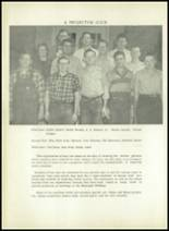 1950 Sherman High School Yearbook Page 134 & 135