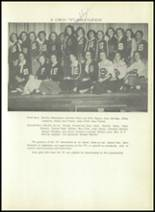 1950 Sherman High School Yearbook Page 136 & 137