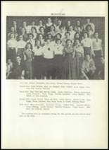 1950 Sherman High School Yearbook Page 138 & 139