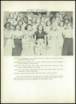 1950 Sherman High School Yearbook Page 140 & 141