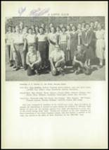 1950 Sherman High School Yearbook Page 142 & 143