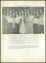 1950 Sherman High School Yearbook Page 146 & 147
