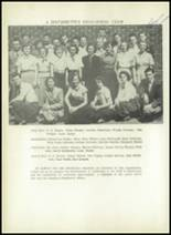 1950 Sherman High School Yearbook Page 148 & 149