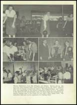 1950 Sherman High School Yearbook Page 150 & 151