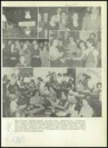 1950 Sherman High School Yearbook Page 152 & 153