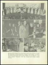 1950 Sherman High School Yearbook Page 154 & 155