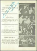 1950 Sherman High School Yearbook Page 158 & 159