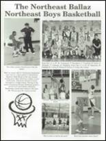 2002 Northeast High School Yearbook Page 156 & 157