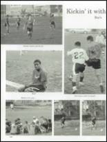 2002 Northeast High School Yearbook Page 160 & 161