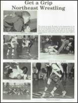 2002 Northeast High School Yearbook Page 166 & 167
