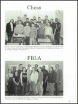 2002 Northeast High School Yearbook Page 184 & 185