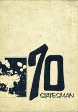 1970 Yearbook Rayburn High School