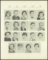 1957 Cameron High School Yearbook Page 40 & 41