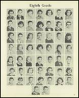 1957 Cameron High School Yearbook Page 42 & 43