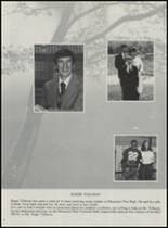 1986 Mountain Pine High School Yearbook Page 10 & 11