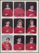 1986 Mountain Pine High School Yearbook Page 12 & 13
