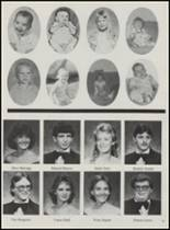 1986 Mountain Pine High School Yearbook Page 22 & 23