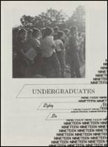 1986 Mountain Pine High School Yearbook Page 24 & 25