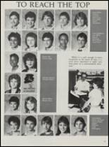 1986 Mountain Pine High School Yearbook Page 26 & 27
