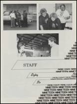 1986 Mountain Pine High School Yearbook Page 38 & 39