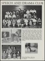 1986 Mountain Pine High School Yearbook Page 54 & 55