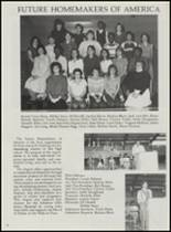1986 Mountain Pine High School Yearbook Page 56 & 57