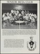 1986 Mountain Pine High School Yearbook Page 58 & 59