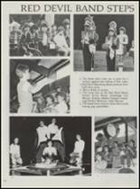 1986 Mountain Pine High School Yearbook Page 62 & 63