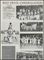1986 Mountain Pine High School Yearbook Page 64 & 65