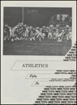1986 Mountain Pine High School Yearbook Page 66 & 67