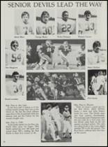 1986 Mountain Pine High School Yearbook Page 70 & 71