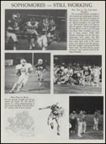 1986 Mountain Pine High School Yearbook Page 72 & 73